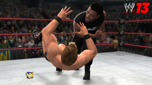 THQ snobe la Wii U pour WWE 13