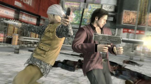 Les alliés de Yakuza of the End