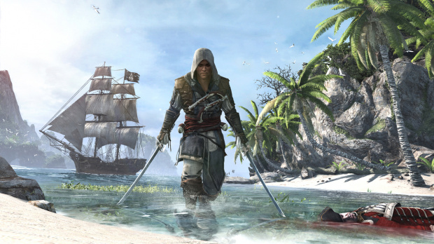 Assassin's Creed IV PS4 : Nos Gaming Live