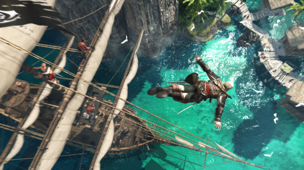 Assassin's Creed 4 : Black Flag sur PS4 et Xbox One