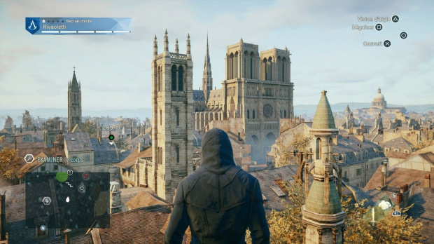 Assassin's Creed Unity : Patch 3 disponible cette semaine