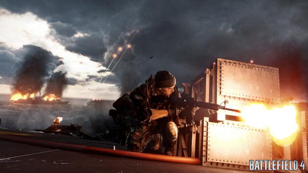 Battlefield 4 : Clavier et souris pour la version PS4 ?