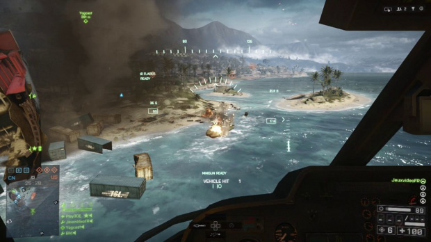 Battlefield 4 : Naval Strike se précise !