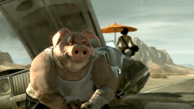 E3 2014 : Ubisoft n'oublie pas BGE2 et Prince of Persia