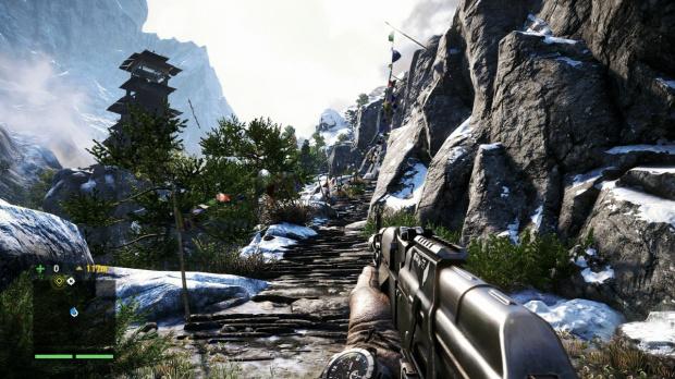 Far Cry 4 : Cours de physique avec un éléphant et du C4