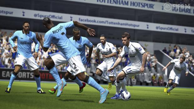 Les différences entre current et next-gen sur FIFA 14