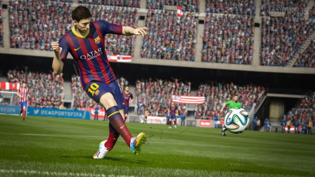 Live FIFA 15 jeudi, de 18h à 20h sur Gaming Live