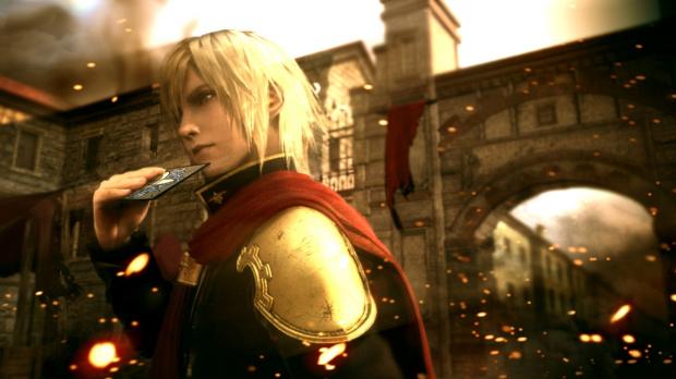 E3 2014 : Final Fantasy Type-0 sur PS4 et One