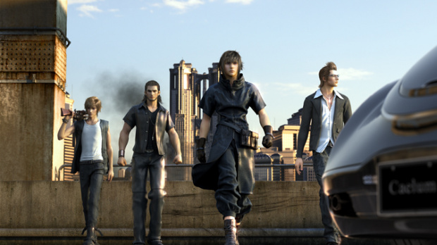 Final Fantasy Versus XIII pas avant 2013?