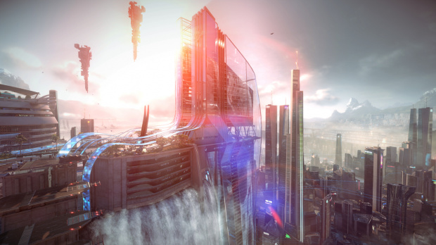 Killzone : Shadow Fall au lancement de la PS4