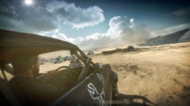 Visuels et vidéo de Mad Max