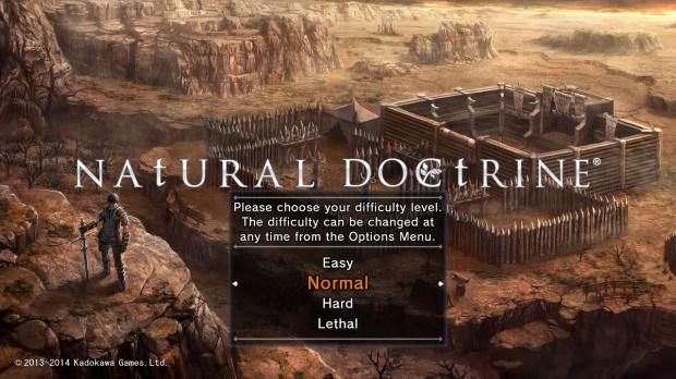Natural Doctrine, les premières images en anglais