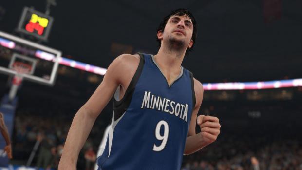 A 17h, on joue à NBA 2K15