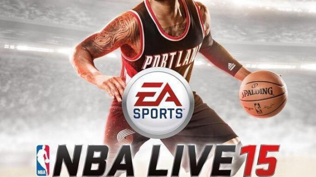 NBA Live 15 : Damian Lillard s'étale en couverture