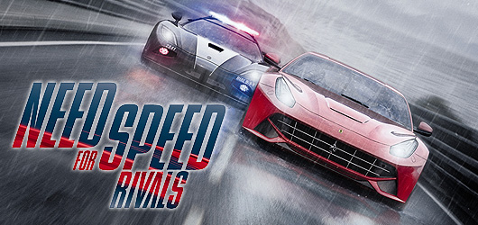 Need for Speed Rivals - E3 2013