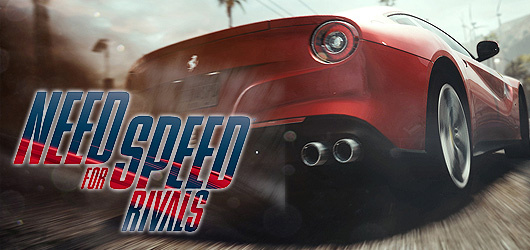 Need for Speed Rivals - GC 2013