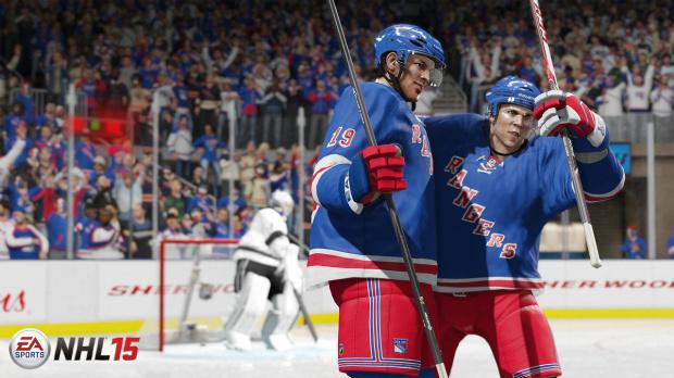 Gamescom : NHL 15, une démo pour le 26 août