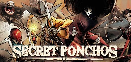 Secret Ponchos - PAX East 2014
