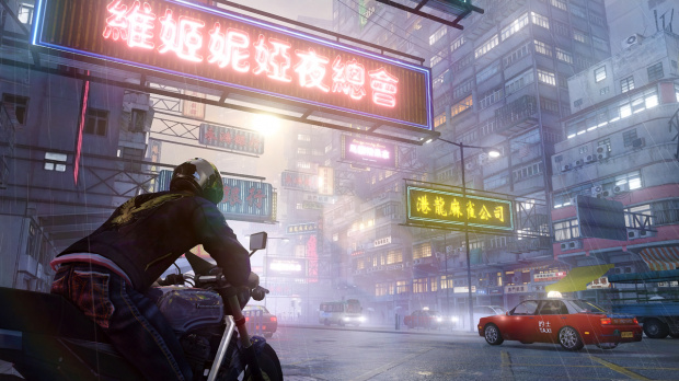 "Sleeping Dogs illustre sa ""Definitive Edition"""