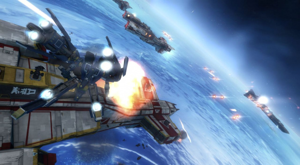 Strike Suit Zero débarque sur next-gen dans une version Director's Cut