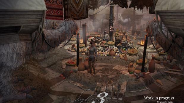 Gamescom : Des nouvelles de Syberia 3