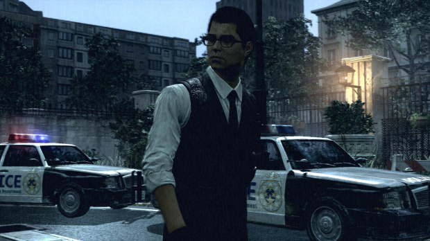 Images sanglantes de The Evil Within
