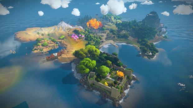The Witness se dévoile avec une longue séquence de gameplay