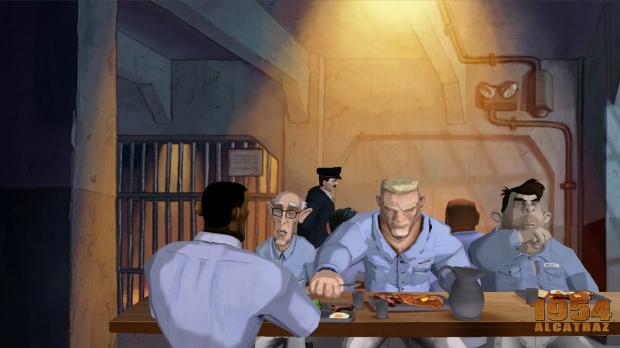 Une date de sortie pour 1954 : Alcatraz
