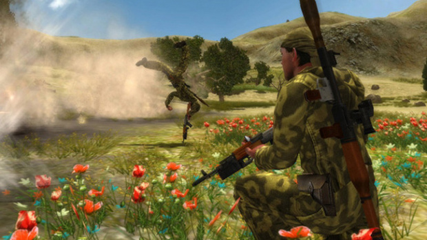 Nouveau jeu : 9th Company : Roots Of Terror