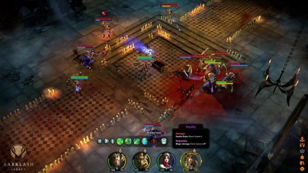 Aarklash : Legacy : La démo est dispo