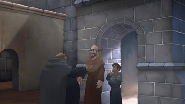 Images : The Abbey trouve sa route sur PC