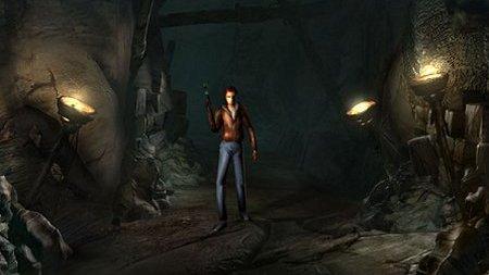 Alone in the Dark 4 repoussé