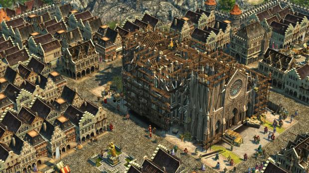 GC 2008 : Ubisoft annonce Anno 1404
