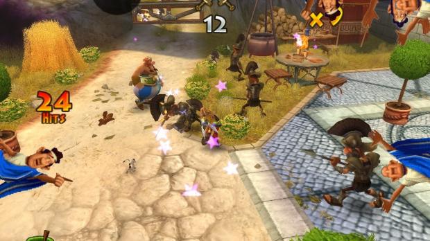 Astérix aux J.O. aussi sur Xbox 360
