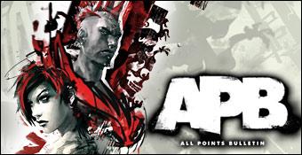 APB : All Points Bulletin