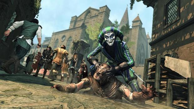 Massive planche sur Assassin's Creed