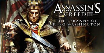 Assassin's Creed III : La Tyrannie du Roi Washington - Episode 1 - Déshonneur