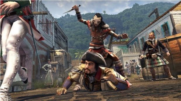 Ubisoft Annecy nous parle du multijoueur d'Assassin's Creed