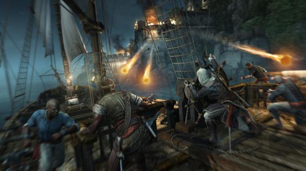 Assassin's Creed IV : Du multi nocturne pour le week-end
