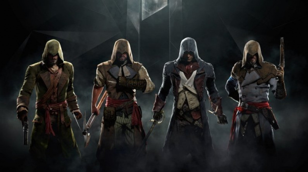 Assassin's Creed Unity : Pas d'assassins féminins