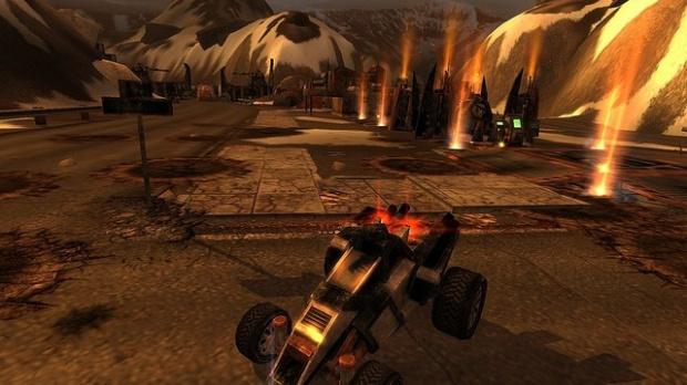 Auto Assault : il est libre, Mad Max
