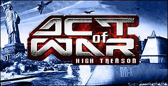 Act Of War : High Treason