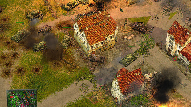 Images : Blitzkrieg 2 : Fall Of The Reich