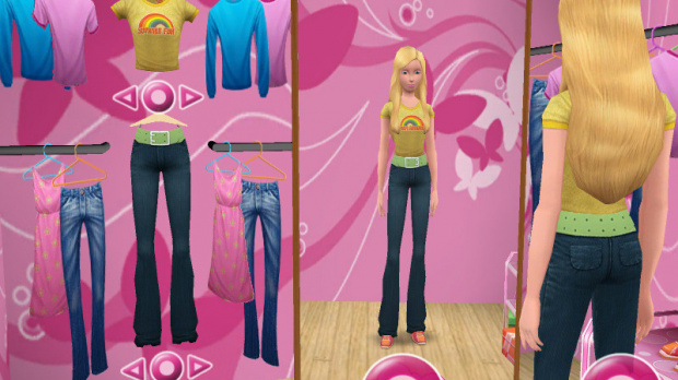 Images : Barbie Diaries