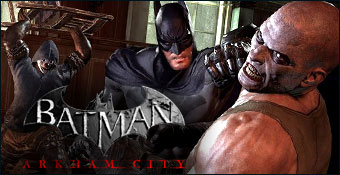 Batman Arkham City - GC 2011