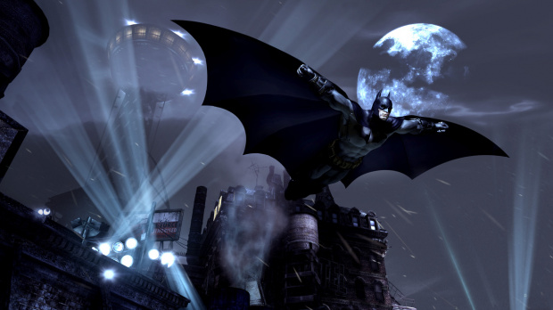 Batman à petits prix sur Steam