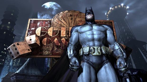Batman Arkham City se finit en 8 heures