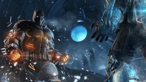 Un nouveau batcostume dans le DLC d'Arkham Origins