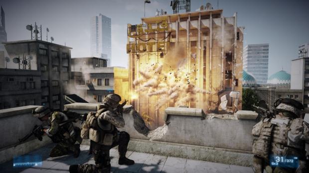 Battlefield 3 : Déjà 5 millions de jeux vendus !