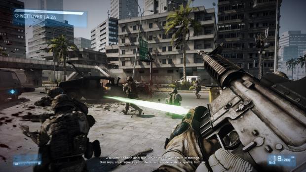 Les joueurs de Battlefield 3 menacés par des hackers